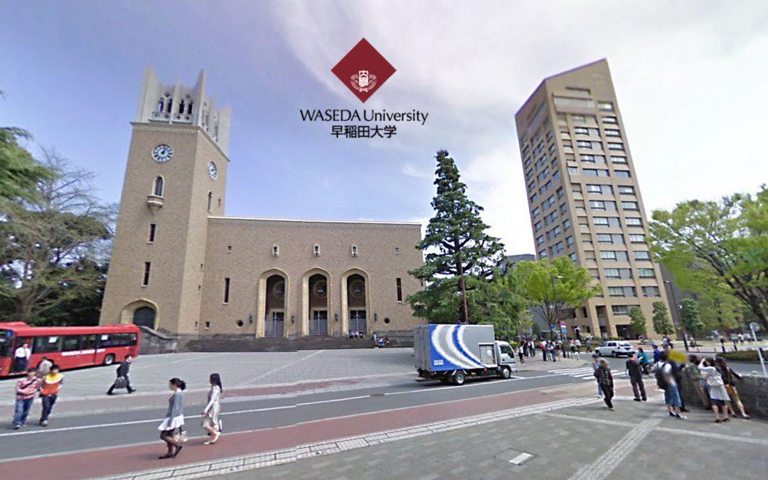 Waseda-University Tokyo Japan