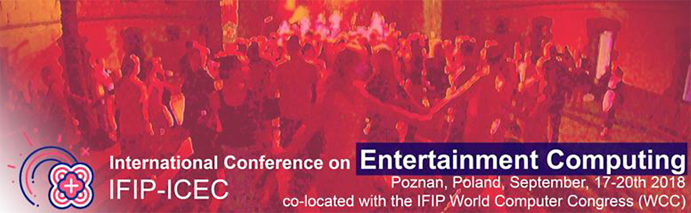 International Conference on Entertainment Computation (IFIP-ICEC)