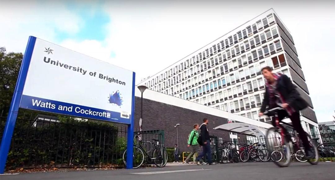 University of Brighton - ECSM19