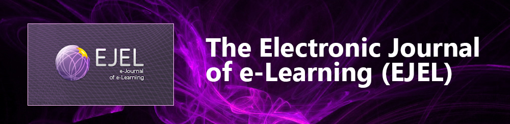 Robert J. Wierzbicki Is Member of the Review Committee for EJEL, The Electronic Journal of e-Learning